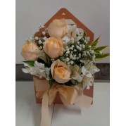 Envelope mix de flores