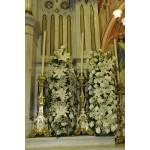 Coluna pé de Santo Igreja de Lourdes