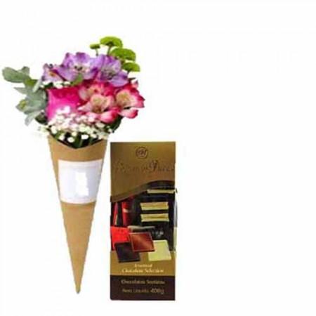 Kit Corneto e Chocolate