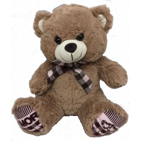 Urso Pelúcia 35 cm marrom