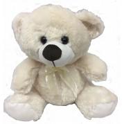 Urso de Pelúcia 35 cm Branco
