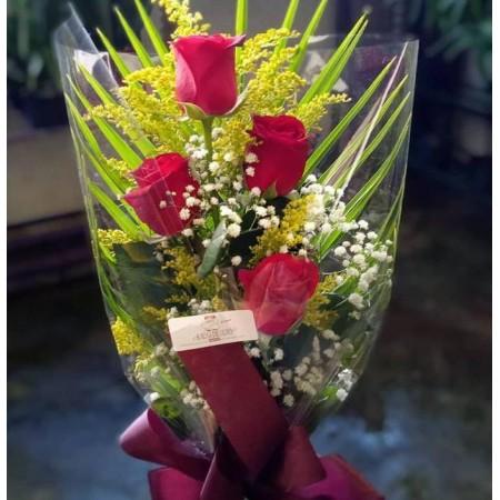 Rosas Para Dizer Que Te Adoro!